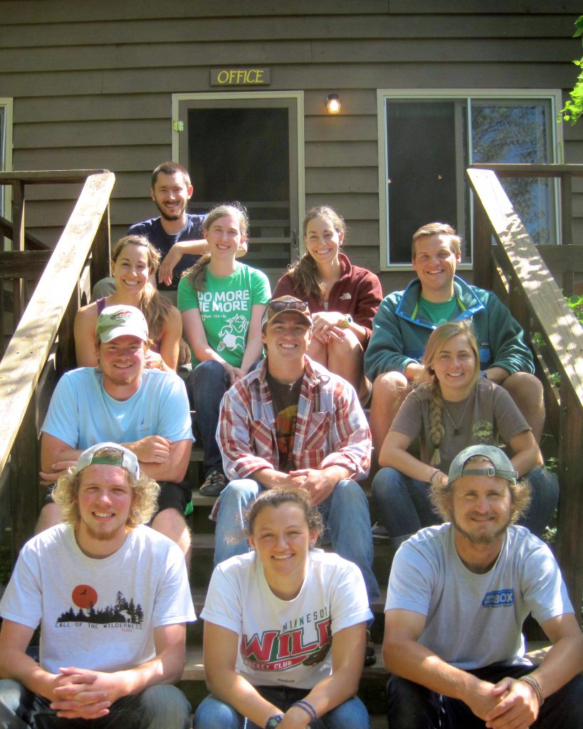 Gunflint Trail summer staff employment opportunity