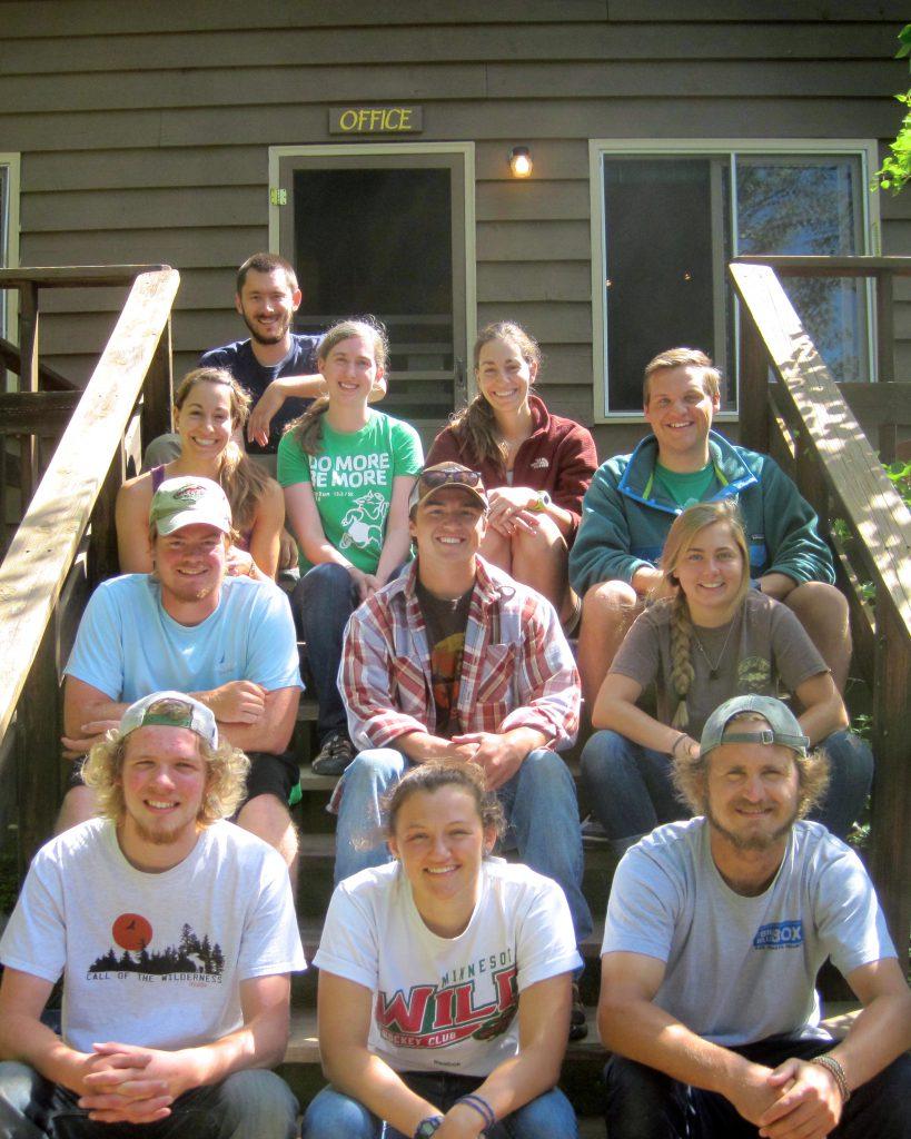 Gunflint Trail summer staff employment opportunity