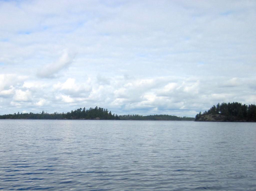 Saganaga Lake Boundary Waters Canoe Area Wilderness