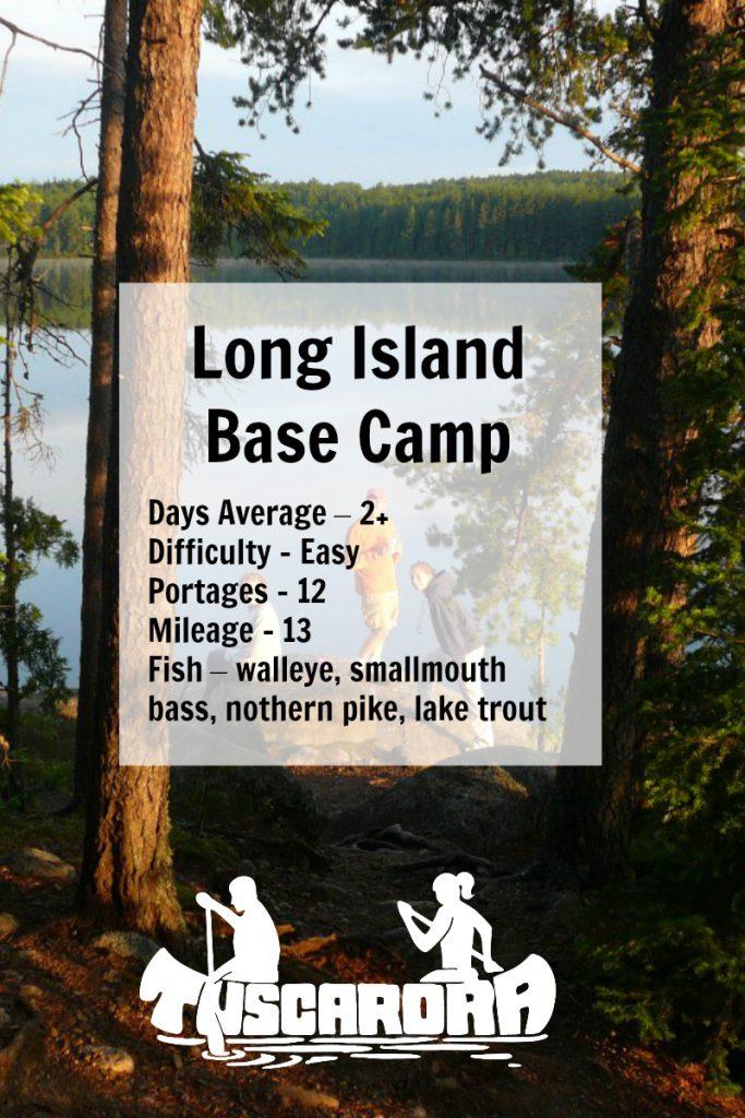 LongIsland Base Camp Pin