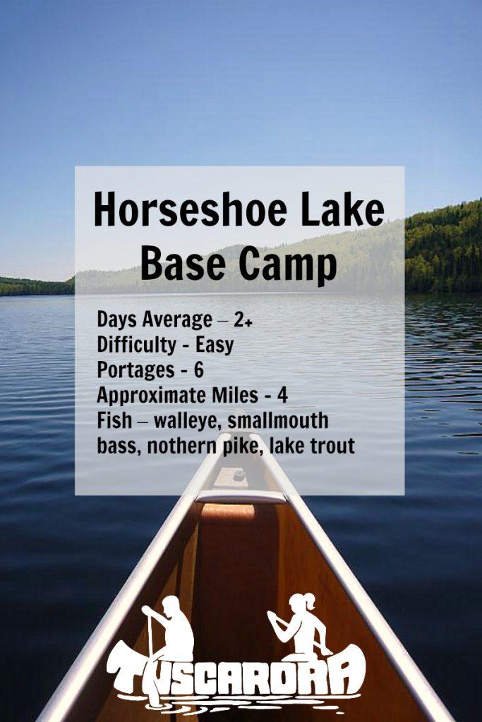 Horseshoe Base Camp Pin