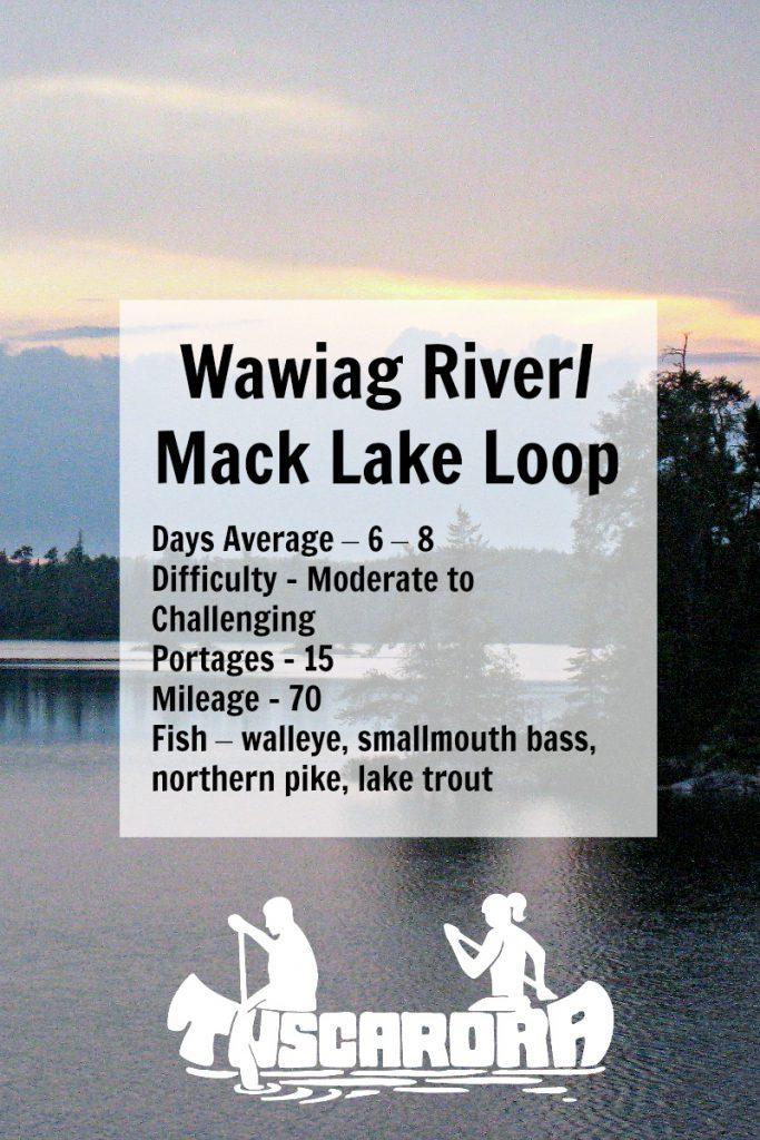 Mack Lake Loop Pin