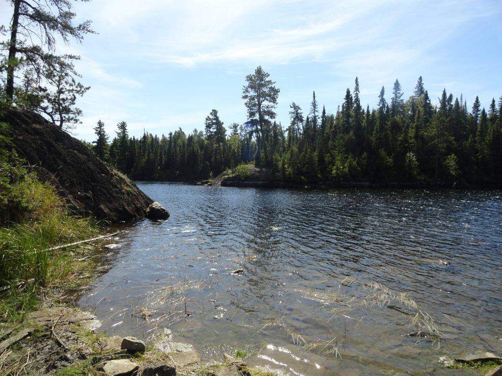 Quetico Provincial Park Ontario Canada Paddle Trip